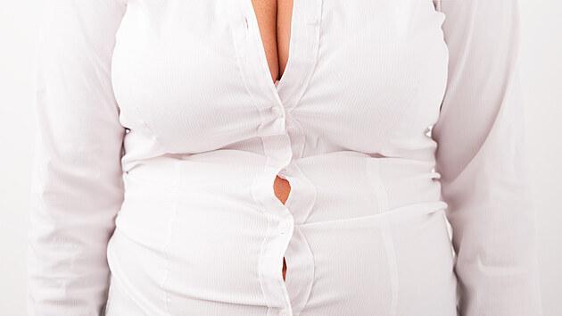 Absolutním základem je správná velikost oblečení. Oděvy by neměly bıt ani příliš těsné, ani naopak volné.
