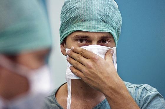 Saša Rašilov v druhém pokračování Nemocnice na kraji města