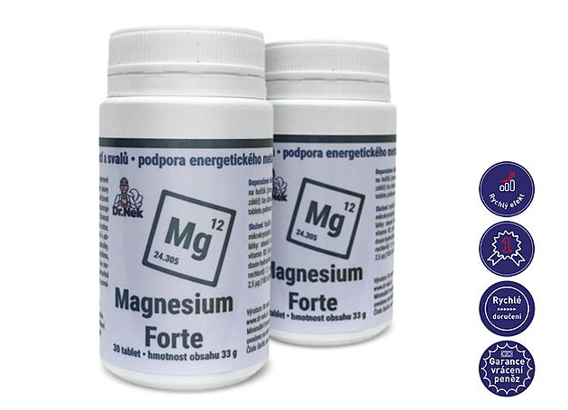 Dr.nek Pills Magnesium Forte Hořčík