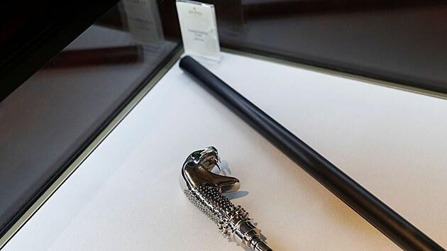 K mání je dokonce i hůlka Luciuse Malfoye.(28. května 2021)