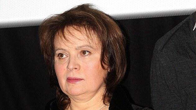 Libuše Šafránková na premiéře pohádky Micimutr (2011)