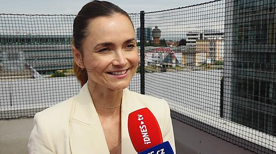 Spisovatelka Radka Třeštíková o sobě říká, že je samostatná a nezávislá.