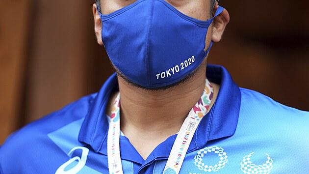 Rouška, nezbytnı doplněk pro odložené olympijské hry v Tokiu