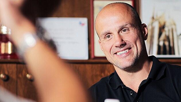Martin Straka, majitel hokejové Plzně