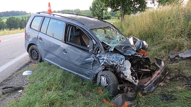 Od začátku roku zemřelo na silnicích na Jindřichohradecku už osm lidí.
