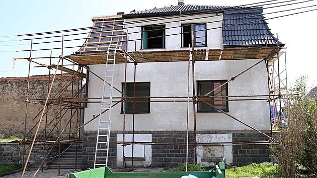 Takto nyní vypadá dům rodiny.