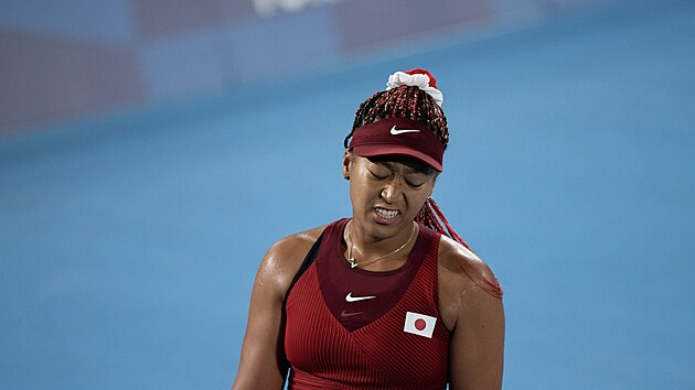 Markéta Vondroušová v osmifinále zaskočila domácí hvězdu Naomi Ósakaovou a...