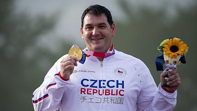 Jiří Lipták na olympiádě v Tokiu 2020 (29. července 2021)