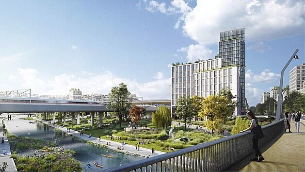 Soutěž o podobu nového brněnského nádraží vyhrál nizozemskı ateliér Benthem Crouwel Architects.