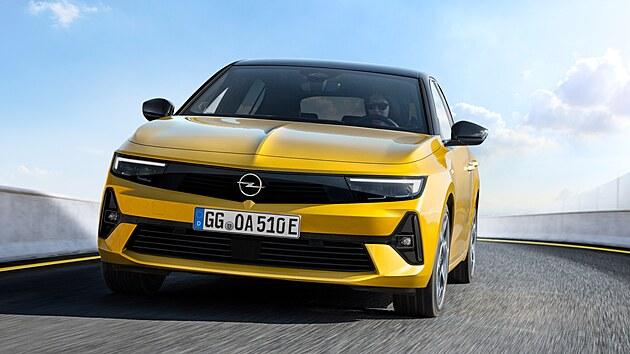 Novı Opel Astra představila německá automobilka letos v červenci.