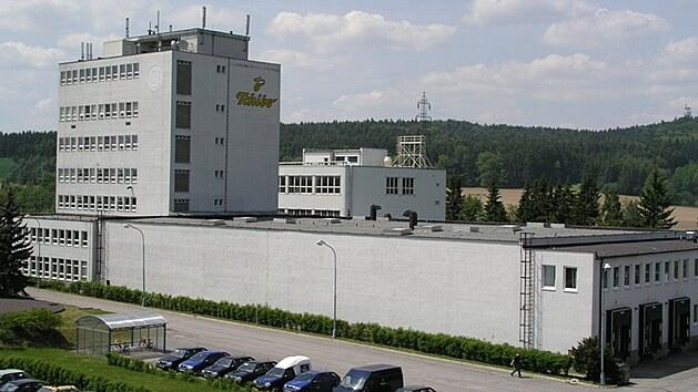 Tchibo vstoupilo na tehdejší československı trh vroce 1991
