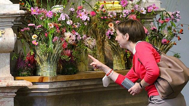 Umění floristů mohou lidé obdivovat až do 5. září. Bazilika Nanebevzetí Panny Marie a sv. Mikuláše je otevřená denně od 10 do 16 hodin.
