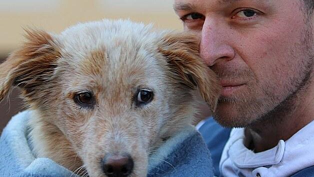 Petr Sokolík založil charitativní sbírku Den zvířat, letos končí 4. října.