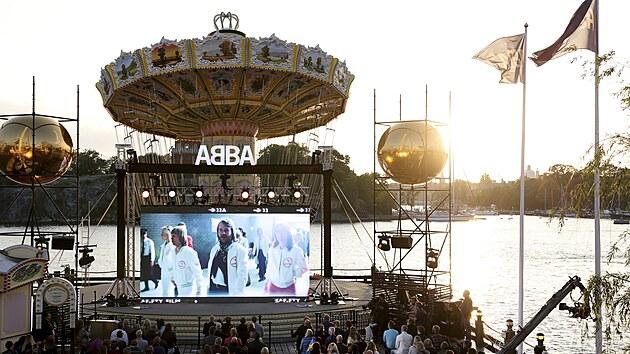 ABBA ohlašuje nové album a turné