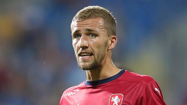 Reprezentační kapitán Tomáš Souček.
