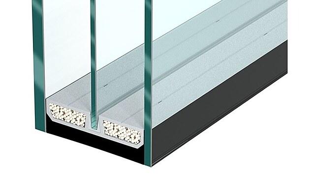 Základem izolačního zasklení je selektivní vrstva pokovení.