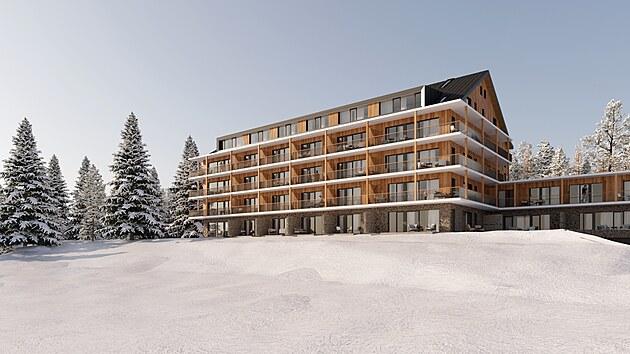 Luxusní rezidence Ski&Bike v srdci Krkonoš