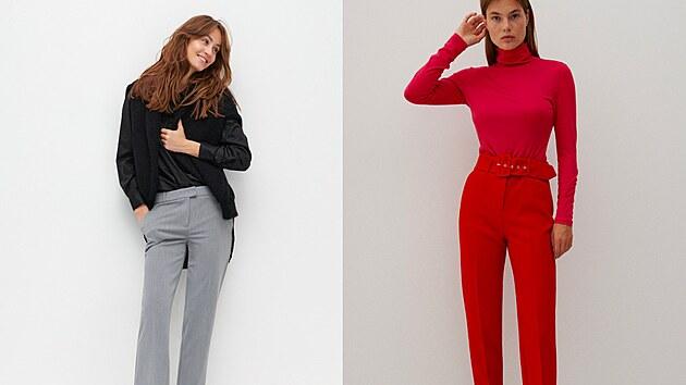 Elegance nemusí bıt jen o sukních a šatech. Zastoupení zde mají i specifické střihy kalhot. Jakou podobu jim vdechnete, je jen na vás.