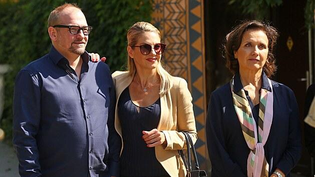 Marek Taclík hraje v seriálu Zoo otce hrdinky
