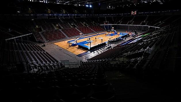 Momentka z kvalifikačního turnaje Ligy mistrů v Sofii