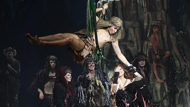 Z muzikálu Tarzan