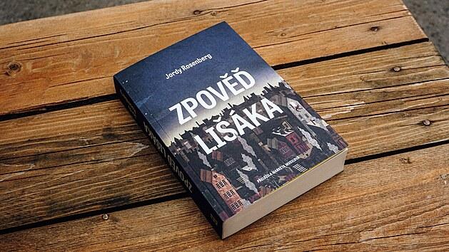 Obálka knihy Zpověď lišáka (2021)