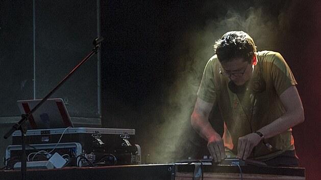 DJ Floex alias Tomáš Dvořák