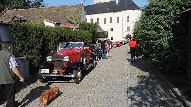 Rychmburk se stal během první návštěvnické sezony dějištěm mnoha kulturních akcí.