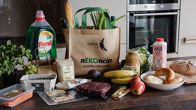 Zákazníci mohou při dalším nákupu vrátit tašku kurırovi