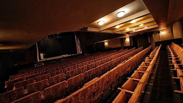 Divadlo Ta Fantastika se po rekonstrukci změnilo v Divadlo Lucie Bílé