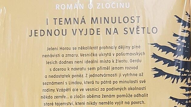 Kniha Prokletı kraj Michaely Klevisové