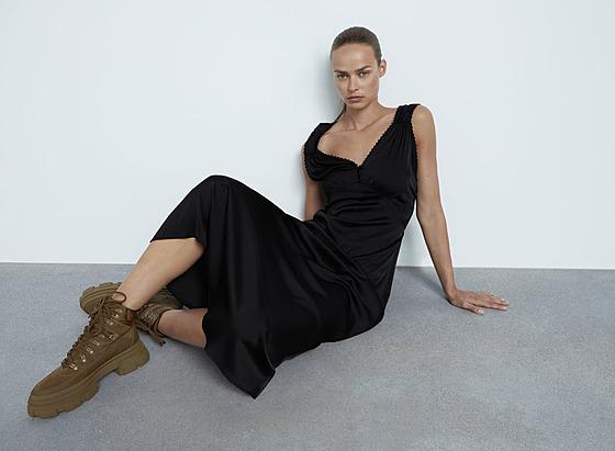 Boty ve stylu pohorek jsou taktéž velkım trendem. I ty lze opět propojit...