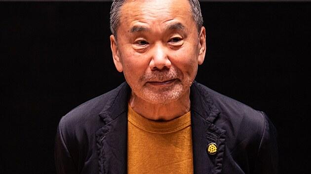 Japonskı spisovatel Haruki Murakami