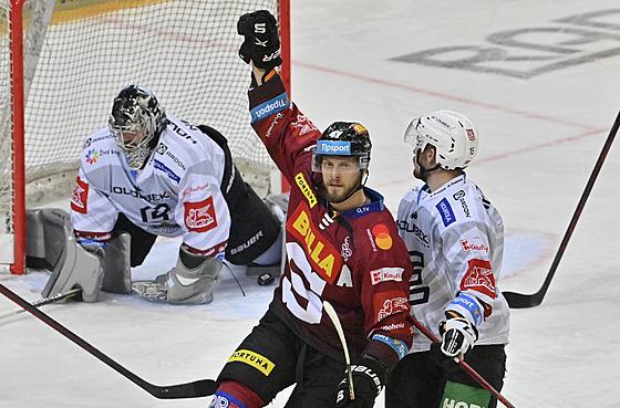 Jan Buchtele poslal Spartu do vedení.