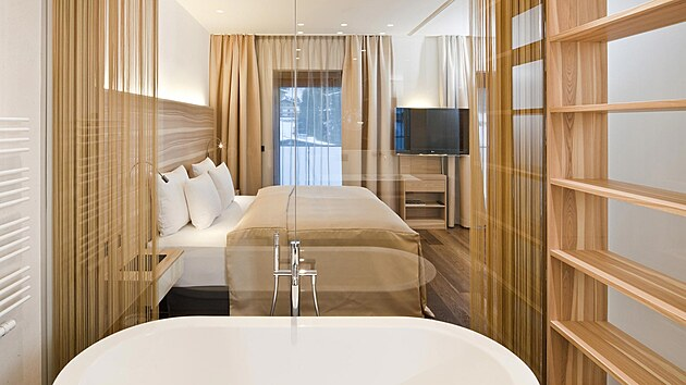 Tyrolsko - hotel Rosengarten