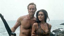 Původní verze Planety opic, ve které hráli Charlton Heston a Linda Harrison.