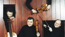 The Talich Quartet is turning in its borrowed historical instruments