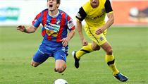 Viktoria Plzeň saw their long-running undefeated home record destroyed by Sparta Prague