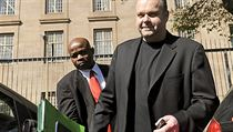 Radovan Krejčíř, alleged to be a major figure in South Africa's criminal underworld, heading to a Johannesburg court hearing in August | na serveru Lidovky.cz | aktuální zprávy
