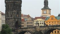 The Charles Bridge is among the Czech capital's biggest draws