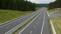 The D5 motorway near the border with Germany. State land and service stations by the motorway were allegedly rented out by the roads directorate managers well below market rates in return for substantial kickbacks