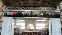 Romania is Book World Prague's guest of honor in 2012