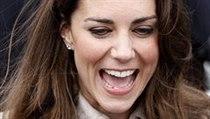 Kate Middletonová na oficiální návštěvě Severního Irska.