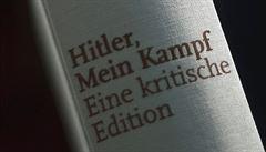 První vydání Mein Kampfu v Německu od konce války.