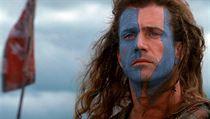 Mel Gibson ve filmu Statečné srdce