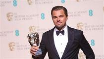 Leonardo DiCaprio obdržel cenu za nejlepšího herce.