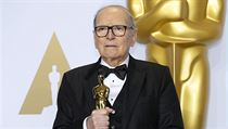 The 78-year-old Morricone was nominated for the sixth Oscar nomination.