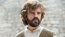 To je to, co d�l�m. Piju a v�m, ��k� Tyrion Lannister (Peter Dinklage). Hra o tr�ny - �est� s�rie.