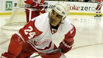 Chelios v dresu Detroitu Red Wings.