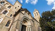 Bıvalı klášter sv. Gabriela sloužil jako depozitář České pošty pro její sbírky....